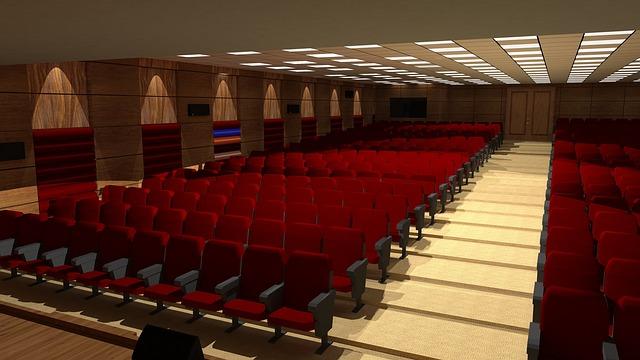 konferenční sál
