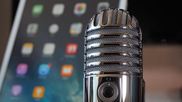 kondenzátorový mikrofon