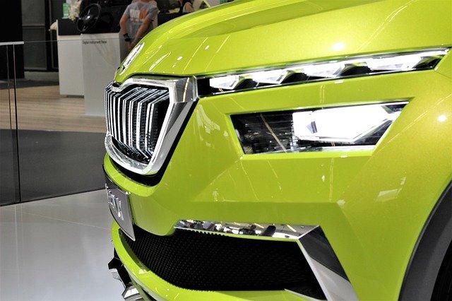 Škoda Vision X se představuje